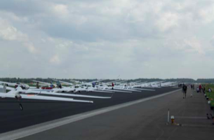 Piloten aus Holzdorf zurück