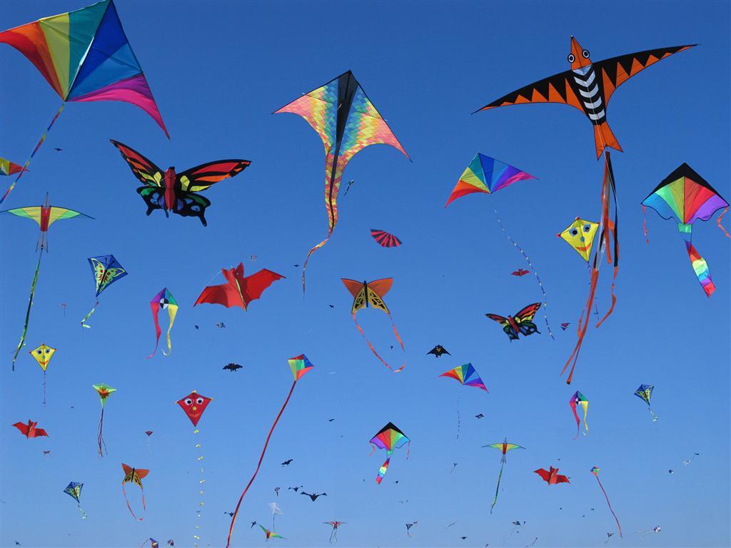 Drachenfest am 26. September auf dem Segelflugplatz Schwerin-Pinnow