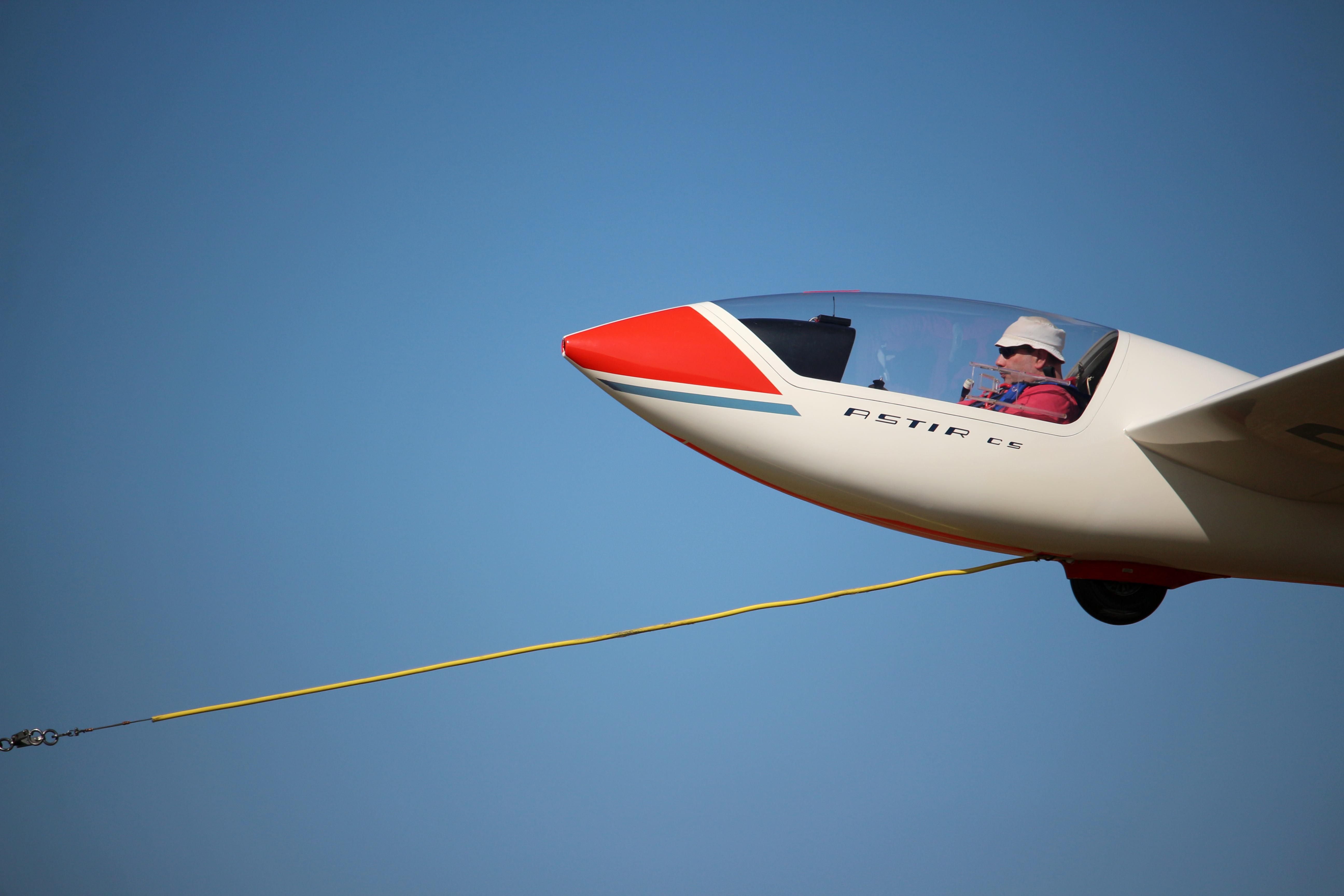 Das erste Flugwochenende