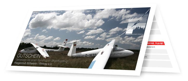 Segelfluggutschein