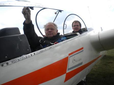 Uwe Dahnke und Christian  Speer