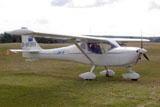 Ultraleichtflugzeug vom Typ FK9